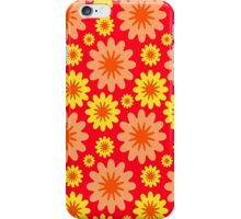 Floral Design iPhone Case/Skin