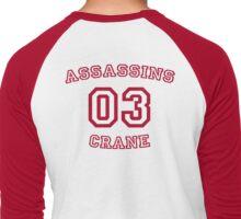 Assassins: Rebecca Men's Baseball ¾ T-Shirt