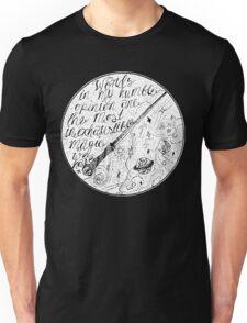 The words of Albus Dumbledore Unisex T-Shirt