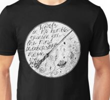 The words of Albus Dumbledore Unisex T-Shirt