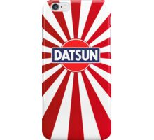 Datsun, Rising Sun iPhone Case/Skin
