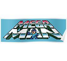 PixelMan Poster