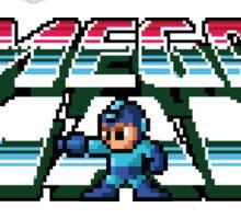 PixelMan Sticker