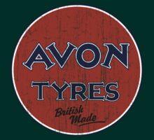 Avon Tyres [Distressed] by ottou812