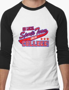 Go Local Sports Team Men's Baseball ¾ T-Shirt