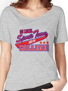 Go Local Sports Team Women's Relaxed Fit T-Shirt