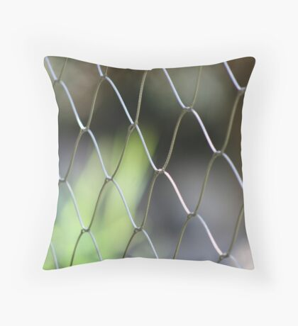 Gated Community Throw Pillow