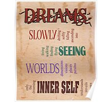 Dreams One Poster