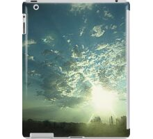 Drive By.....To The Blue iPad Case/Skin