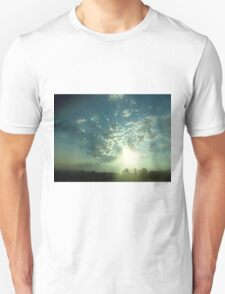Drive By.....To The Blue Unisex T-Shirt