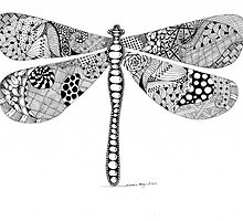Dragonfly by embeedesigns