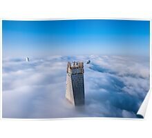 Cloud Castles Poster