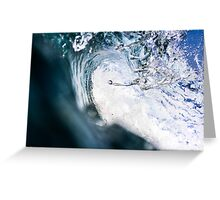 Sunshine Beach Greeting Card