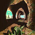 Dragon thing by Matt Bissett-Johnson