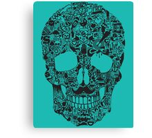 Made From Lots of Things Canvas Print