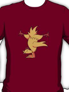 ninjitzoo - nunchook T-Shirt