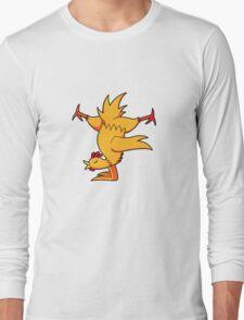 ninjitzoo - nunchook Long Sleeve T-Shirt