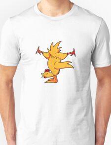 ninjitzoo - nunchook Unisex T-Shirt