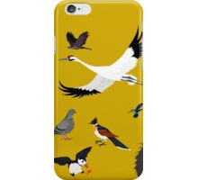 I Am Thankful For Birds iPhone Case/Skin
