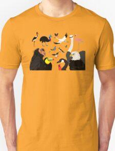I Am Thankful For Birds T-Shirt