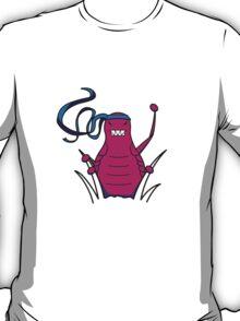 ninjitzoo - bruce flea T-Shirt