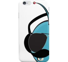 Robot 'stash iPhone Case/Skin