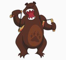 ninjitzoo - foe grizzle by wynnter
