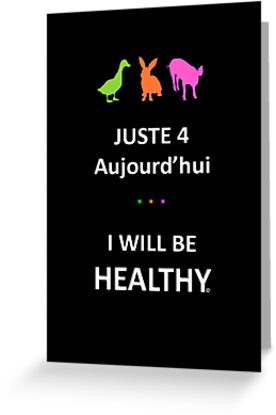 Juste4Aujourd'hui ... I will be Healthy by DRPupfront