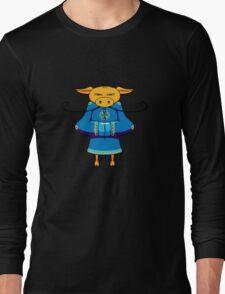 ninjitzoo - mooshu Long Sleeve T-Shirt