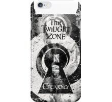 Twilight Zone Themed Artist Series Box for Crayola  iPhone Case/Skin