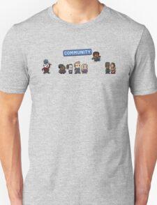 Pixel Community Unisex T-Shirt
