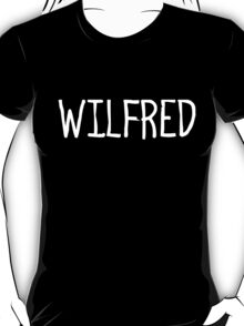 Wilfie White T-Shirt