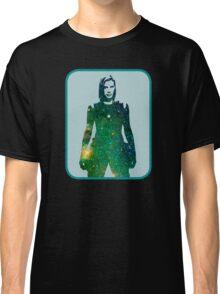 Starbuck - Battlestar Galactica Classic T-Shirt