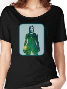 Starbuck - Battlestar Galactica Women's Relaxed Fit T-Shirt