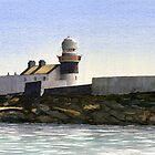 Roancarrig - Island fortress by CliveOnBeara