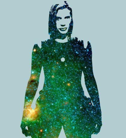 Starbuck - Battlestar Galactica Sticker
