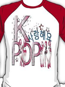 Love KPOP T-Shirt