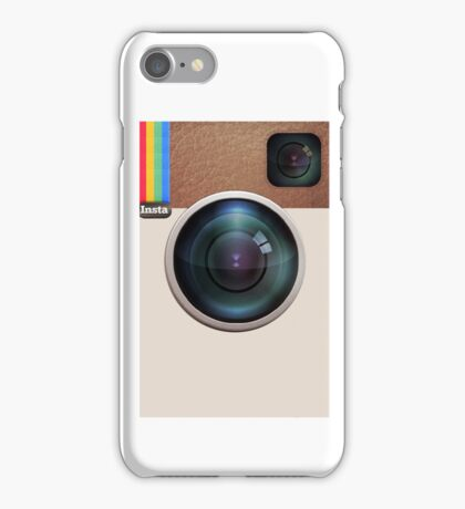 Insta-Gram iPhone Case/Skin