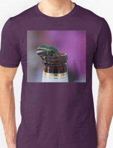 Beer Bottle Beetle T-Shirt
