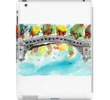 Bow Bridge iPad Case/Skin
