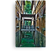 House HDR Canvas Print