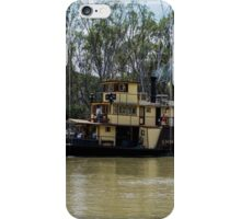 Paddlesteamer Emmylou iPhone Case/Skin