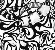 Deep Swirl by Brian Alexander