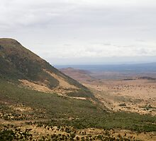 Great Rift Valley by Sue Robinson