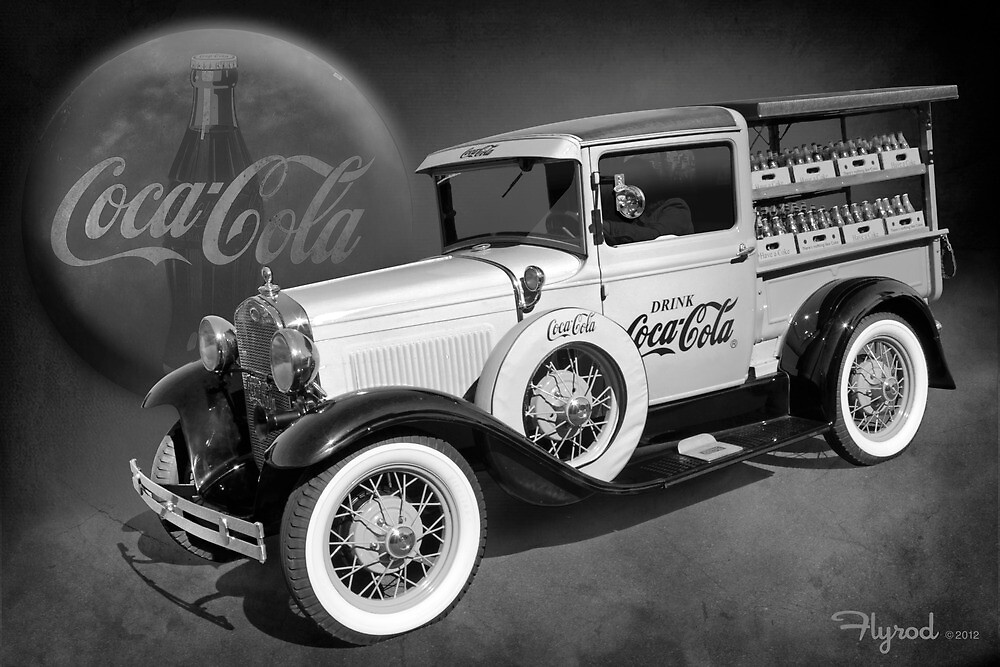 A Coca Cola Classic by flyrod