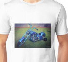 Custom bike. Unisex T-Shirt
