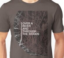 Over A River T Unisex T-Shirt