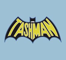 Tashman - The dark knight waxes by Gumley
