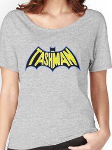 Tashman - The dark knight waxes Women's Relaxed Fit T-Shirt