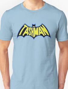 Tashman - The dark knight waxes T-Shirt